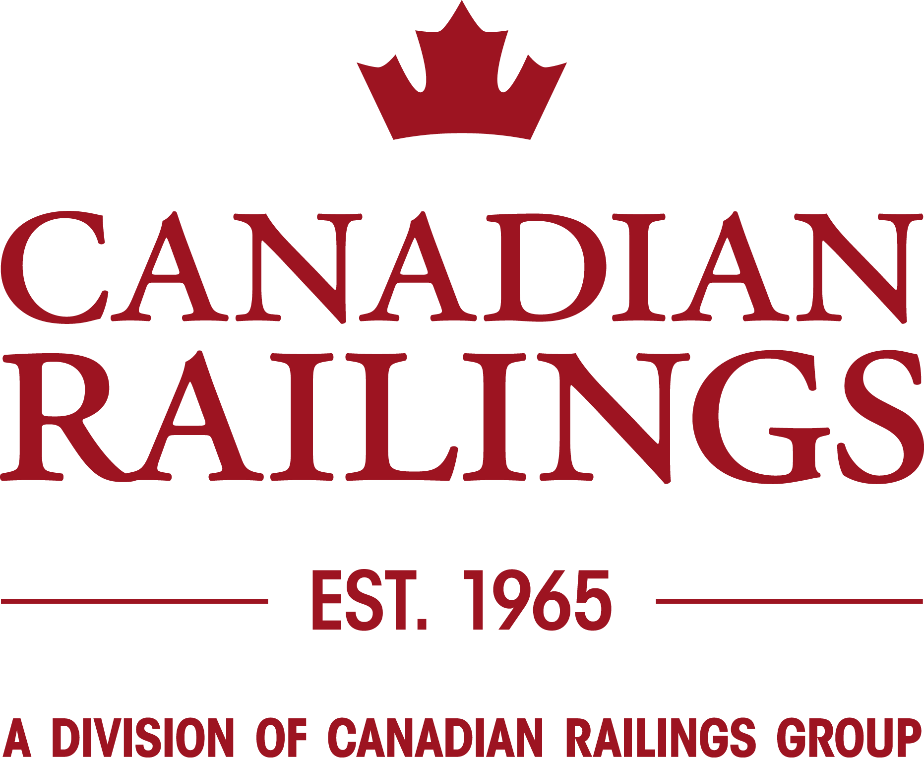 About Canadian Railings Logo